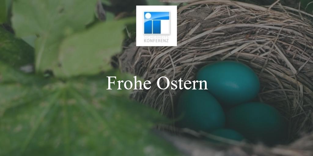 Frohe Ostern mit der Caesar-Chiffre